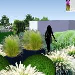 Projektowanie ogrodów, projekty ogrodów, MS Ogrody Łódź