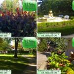 MS Ogrody Łódź - ogród przy Pałacu Herbsta - realizacja nr 12