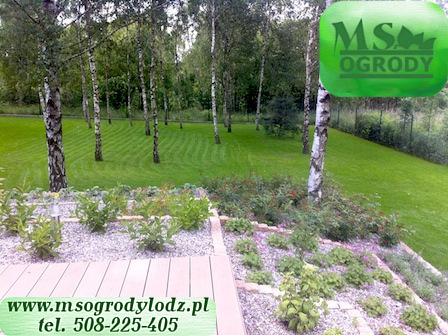 MS Ogrody Łódź - kompleksowe usługi ogrodnicze woj. Łódzkie 5