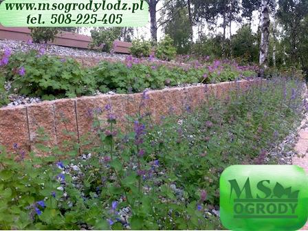 MS Ogrody Łódź - projektowanie zakładanie pielęgnacja ogrodów łódzkie 1
