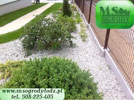 MS Ogrody Łódź - projektowanie zakładanie pielęgnacja ogrodów łódzkie 10