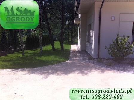 Ogrody Łodz - MS Ogrody Łodz - firma ogrodnicza w Łodzi 1
