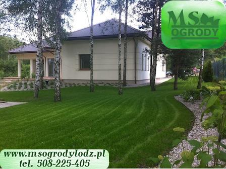 Ogrody Łodz - MS Ogrody Łodz - firma ogrodnicza w Łodzi 11