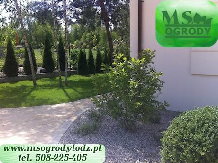 Ogrody Łodz - MS Ogrody Łodz - firma ogrodnicza w Łodzi 2