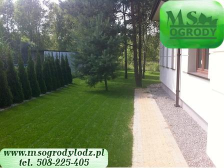 Ogrody Łodz - MS Ogrody Łodz - firma ogrodnicza w Łodzi 5